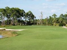 Raptor Bay Golf Club. Recipient of the Audubon International Golf Signature Sanctuary Certificate, this 18-hole championship golf course was the first in the world to be bestowed with such and honor, and it's no wonder. This Raymond Floyd-designed course blends perfectly with the gorgeous natural environment.