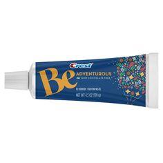 Crest Be Adventurous Mint Chocolate Trek Flavor Toothpaste 4.5 Ounce ( 2 Pack )…
