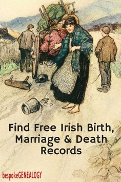 find_free_irish_birth_marriage_and_death_records_bespoke_genealogy