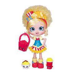 Shopkins Shoppies S1 Single Pack - Popette (Ships Holiday)