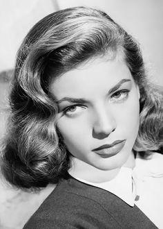 Lauren Bacall - 1944
