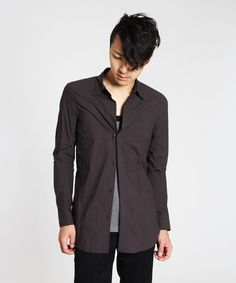Kazuyuki Kumagai Attachment -- Hook Shirt