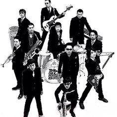 Ska Punk, Jazz Band, Northern Soul, Live Band, Skinhead, Mixtape, Reggae, Orchestra, Tokyo