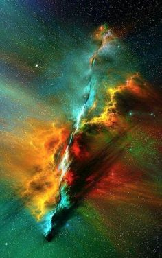 A truly incredible view of the Serenity Nebula.  Image/NASA