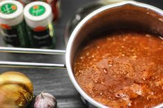 Traditionelle Tomatensauce