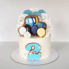1st Boy Birthday, Birthday Cake, Make Your Own Wedding Cakes, Children Cake, Cake Makers, Drip Cakes, Cakes For Boys, Party Cakes, Yummy Cakes