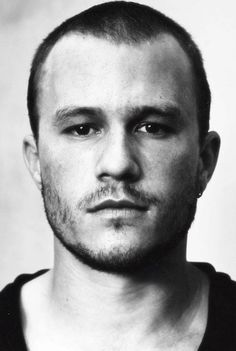 Heath Ledger. I wish he was still alive, what could have become of him as an actor we will never know.
