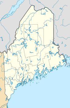 Loring. Maine.