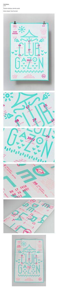 Club Gazon - www.supersuper.fr: