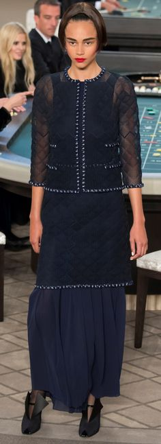 Chanel Haute Couture Autumn 2015