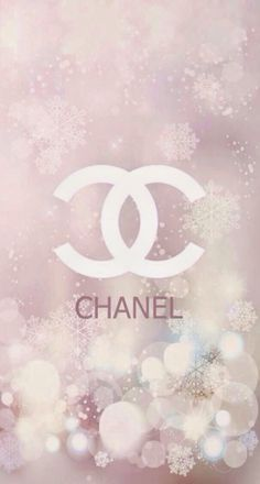 Chanel winter iphone wallpaper background