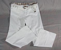 Women&39s Briggs New York Capris Pants Multi-color Plus Size 20W