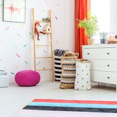 "Everything about ""DIY Hacks"" Toddler Rooms, Boho Living Room, Diy Hacks, Diy And Crafts, Woodworking, Kids Rugs, Shelves, Blog, Inspiration"