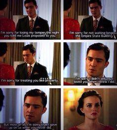 Blair et Chuck <3