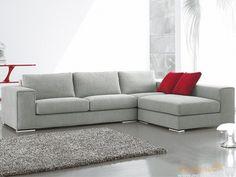 Диван Martin - это элегантный комплект, включающий диван и кресло, который станет украшением Вашей гостиной. Grey corner sofa for living room