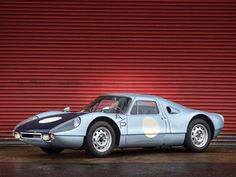 Amazing Porsche 904 Carrera GTS soon to be auctioned by RM Auctions #Porsche #904Carrera #GTS #1960s