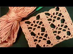 Loom Knitting Patterns, Knitting Stitches, Free Knitting, Stitch Patterns, Crochet Patterns, Knitting Tutorials, Crochet Jacket, Knit Crochet, Crochet Granny
