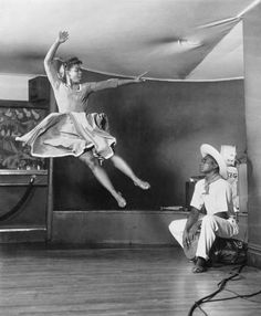 Pearl Primus (November 29, 1919 – October 29, 1994).  Dancer/Choreographer/Anthropologist and ambassador of African Dance.