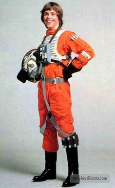 Star Wars Luke Skywalker! Love his smile!