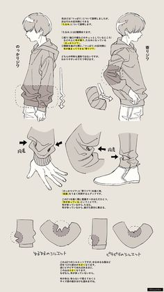 Manga Drawing Tips 画像 - Drawing Reference Poses, Drawing Poses, Drawing Tips, Anatomy Reference, Anatomy Drawing, Manga Drawing, Drawing Art, Fabric Drawing, Anatomy Art