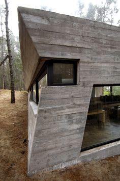 Casa de Concreto / BAK Arquitectos