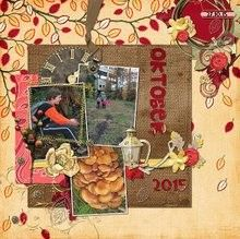 Autumn Remembered {Bundle} Free Digital Scrapbooking, Messages, Autumn, Holiday Decor, Paper, Frame, Layouts, Target, Design