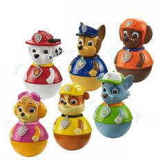Superb Paw Patrol Weebles - Assortment Now At Smyths Toys UK! Buy Online Or Collect At Your Local Smyths Store! We Stock A Great Range Of Weebles At Great Prices.