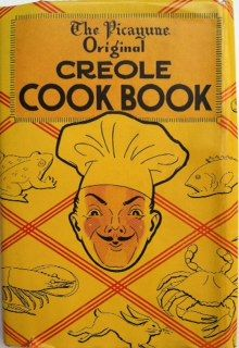 Heirloom Book Co's VINTAGE COOKBOOK OF THE DAY from 1954: The Picayune Creole Cookbook.  (FREE shipping on all online orders + 25% off all cookbook over $100 through Memorial Day!)