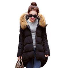 Cheap jacket nepal, Buy Quality jackets wool directly from China jacket cartoon Suppliers:        M-3XL Plus Size Women Fashion Down Coat  Autumn Winter Jacket Woman Hooded Outerwear Winter Coats Women Jackets 8