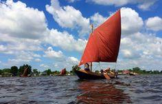 #punter - traditional boat