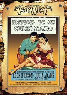 Historia de un condenado (1952) EEUU. Dir.: Raoul Walsh. Western - DVD CINE 2121