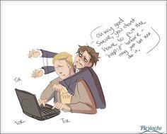 Steve & Tony
