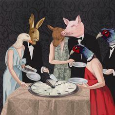 Daria Petrilli - Banquet