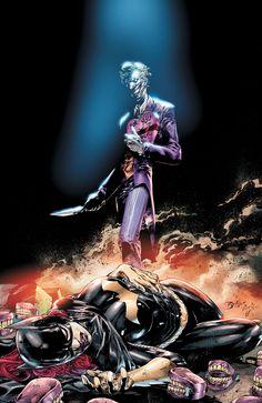 Batgirl 14 A Printing Joker Harley Quinn DC new 52 non die cut batman Batman Y Robin, Im Batman, Superman, Batman Stuff, Dc Comics, Batman Comics, Comic Superheroes, Dc Batgirl, Batwoman