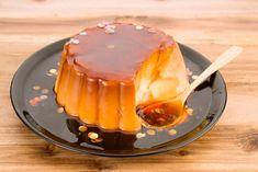 62 Ideas For Recipe Healthy Diet Veggies Flan Dessert, Creme Dessert, Vegan Sweets, Vegan Desserts, Dessert Healthy, Lemon Recipes, Raw Food Recipes, Vegan Flan, Bolo Vegan
