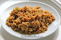 Paleo Chinese Fried Rice