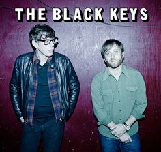 The Black Keys Poster by tomwhitters