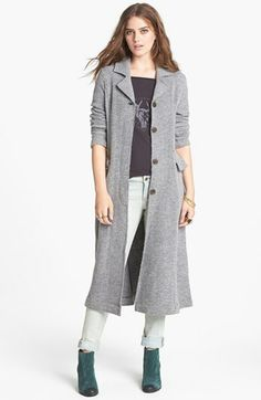 Free People Trench Duster available at #Nordstrom