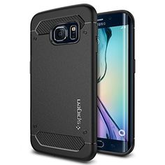 Galaxy S6 Edge Case, Spigen® [Resilient] Galaxy S6 Edge Case Impact Protection **NEW** [Capsule Ultra Rugged] [Black] Ultimate protection from drops and impacts for Galaxy S6 Edge (2015) - Black (SGP11414) Spigen http://www.amazon.com/dp/B00SVCITW0/ref=cm_sw_r_pi_dp_yGDmvb1D9Z012