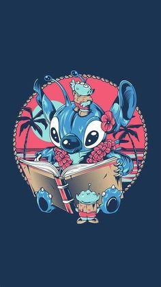 Images By Lucía Giselle On Stich   Stitch Drawing, Cartoon Lilo And Stitch 3, Lilo And Stitch Drawings, Stitch Cartoon, Cute Stitch, Funny Iphone Wallpaper, Disney Phone Wallpaper, Cute Disney Drawings, Cute Drawings, Arte Disney
