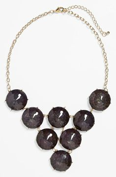 Cosmic! Stone Statement Necklace