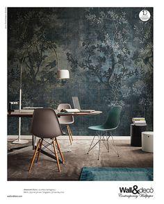 Fantastisch Contemporary Wallpaper   Wall U0026 Decò