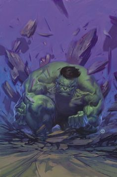 #Hulk #Fan #Art. (Hulk) By: Julian Totino Tedesco. (THE * 5 * STÅR * ÅWARD * OF * MAJOR ÅWESOMENESS!!!™)