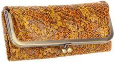 Hobo  Rachel VI-3356AUTP Wallet,Autumn Paisley,One Size HOBO. $61.07. Save 56% Off!