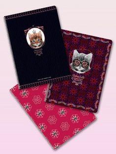 Super Cute Pussy Deluxe Notebooks www.napo-shop.de