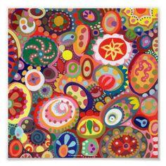 Geometric Type, Colorful Abstract Art, Whimsical Art, Tribal Art, Art Images, Painting & Drawing, Original Art, Fine Art Prints, Drawings