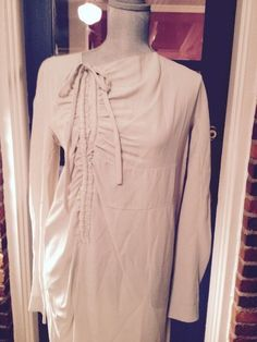 http://www.ebay.com/itm/Marni-Beige-Ruched-Drawstring-Detail-Long-Sleeve-Dress-SZ-40-Made-in-Italy-/111767798761?hash=item1a05e143e9