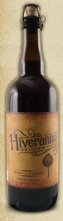 Hiveranno New American Wild Ale - Odell Brewing Co..The BEST BEER EVER!!!!...I so have to try this!