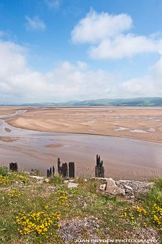 Stunning scenery from Duddon Sands, Millom, Cumbria