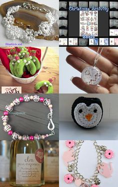 Christmas Wish List <3 by Dawn Mitton on Etsy--Pinned with TreasuryPin.com